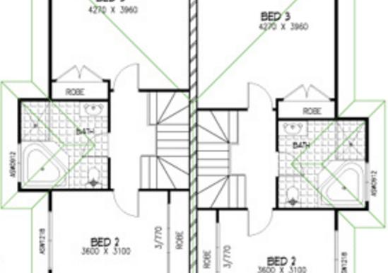 Albany duplex e-2
