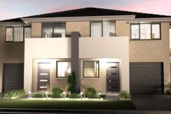 proiect de casa duplex cu 2 etaje www.proiectari.md