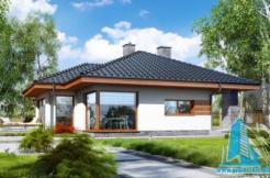 proiect de casa cu parte www.proiectari.md