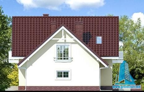 proiect-de-casa-cu-parter-mansarda-si-garaj-pentru-un-automobil fatada-2