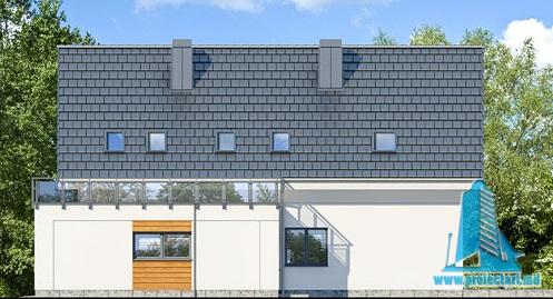 proiect-de-casa-cu-parter-mansarda-si-garaj-pentru-un-automobil fatada-3