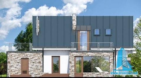 proiect-de-casa-cu-mansarda-si-garaj-pentru-un-automobil2 fatada-4