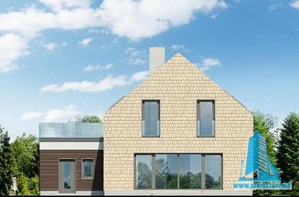 proiect-de-casa-cu-etaj-si-garaj-pentru-un-automobil fatada-4