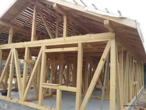 Case Din Lemn Proiectari Si Constructii