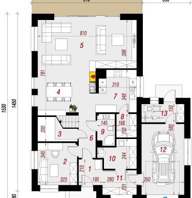 proiect-de-casa-cu-etaj-si-garaj-pentru-un-automobil fatada