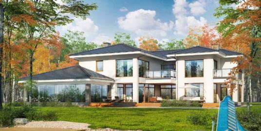 Proiect de casa cu etaj-100675