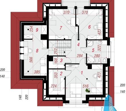 proekt-doma-s-parterom-mansardoj-i-garazhom-dlya-odnogo-avtomobilya-mansarda