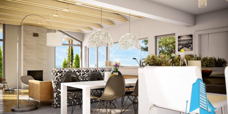 design Proiect de casa cu parter