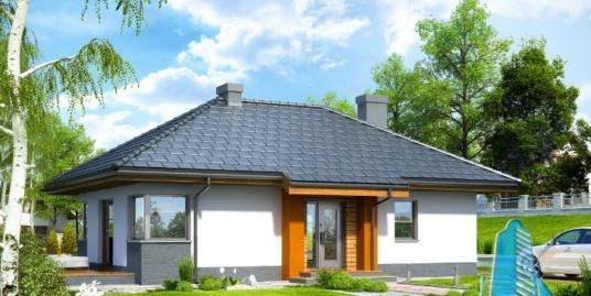 Proiect de casa cu parter – 100646