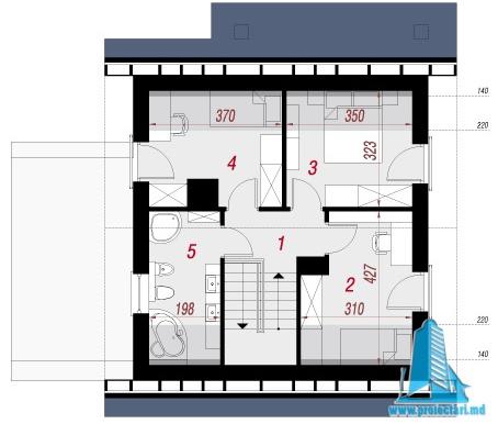 proiect-de-casa-cu-parter-mansarda