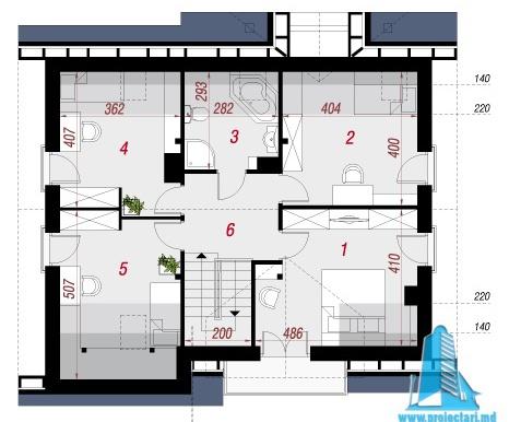 proiect-de-casa-cu-parter-mansarda-si-garaj-pentru-un-automobil-mansarda
