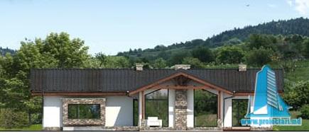 fatada-1 Proiect de casa cu parter