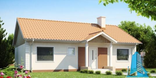 Proiect de casa cu parter -100807
