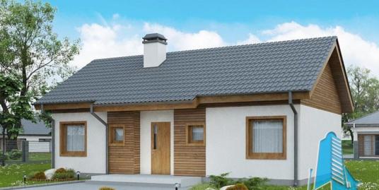 Proiect de casa cu parter -100729