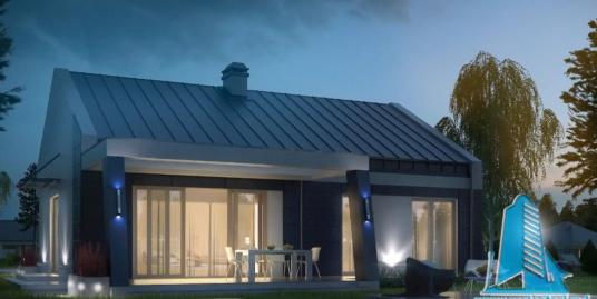 Proiect de casa cu parter -100816