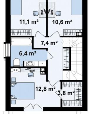 proiect-de-casa-cu-parter-etaj-si-garaj-pentru-un-automobil