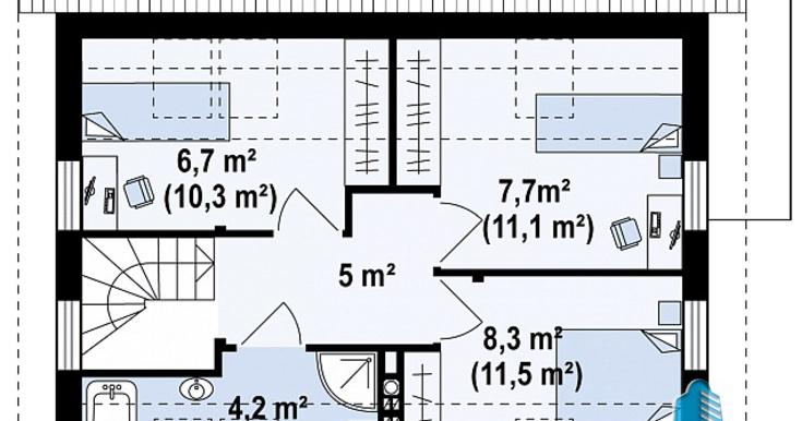 proiect-de-casa-cu-parter-si-cu-mansarda