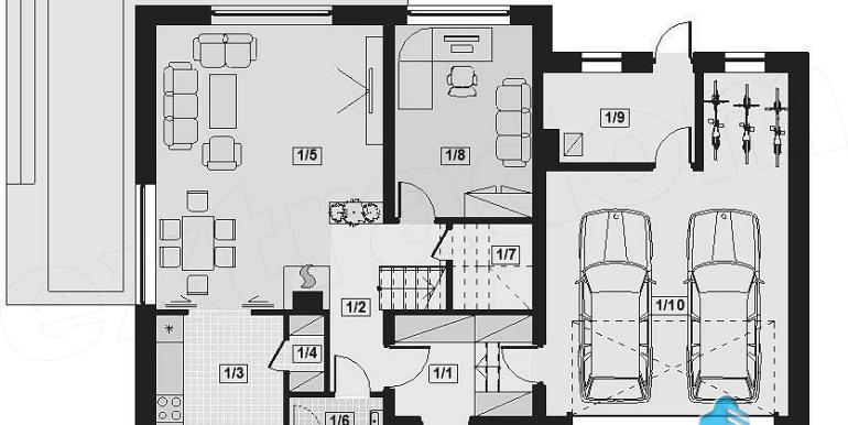 proiect-de-casa-cu-mansarda-si-garaj-pentru-doua-automobile-plan-parter
