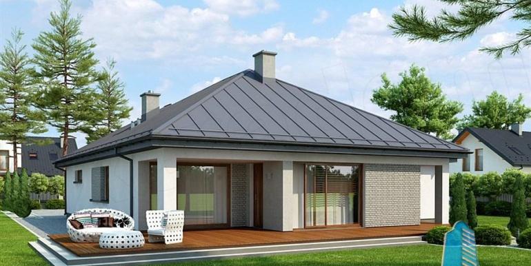 proiect-de-casa-cu-parter-si-garaj-pentru-un-automobil-vedere-spate