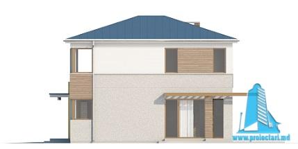proiect-de-casa-cu-parter-etaj-si-garaj-pentru-doua-automobile-fatada1