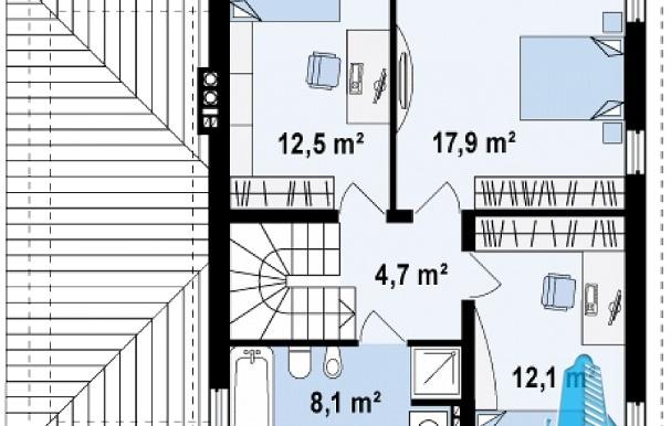 proiect-de-casa-cu-parter-etaj-si-garaj-pentru-doua-automobile-m