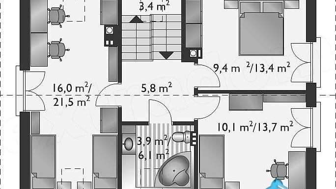 proiect-de-casa-mica-si-ieftina-cu-mansarda-plan-mansarda
