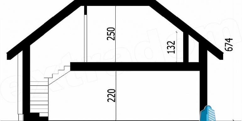 proiect-garaj-pentru-doua-automobile-sectiune