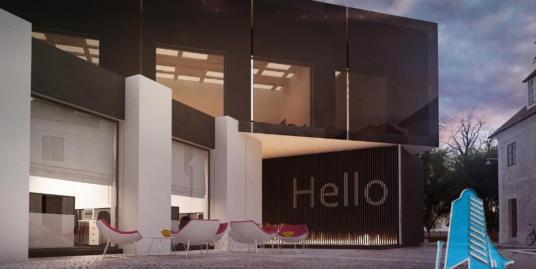 Proiect de casa pentru oficii-100924