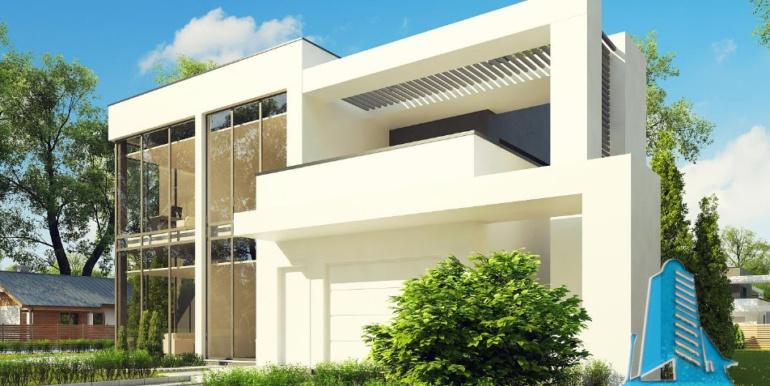 Проект двухэтажного офисное здание 4