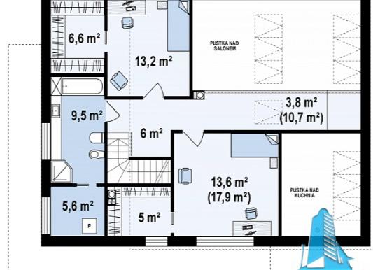 proiect-de-casa-cu-parter-mansarda-si-garaj