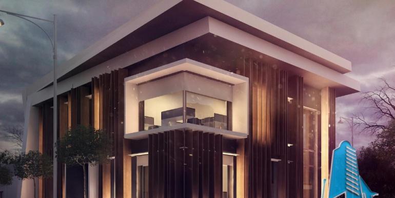 Proiect de cladire pentru oficii cu, parter, etaj 3