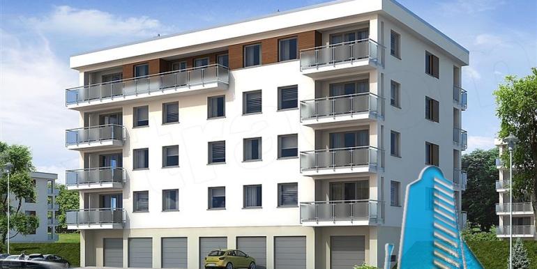 Bloc de locuit cu parter si patru etaje 2