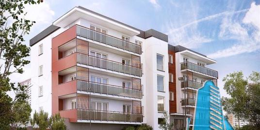 Proiect bloc de locuit de tip hotelier cu regimul de inaltime D+P+3E si acoperis plat-100939