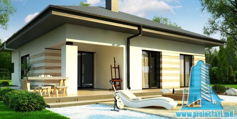 Proiect de casa cu parter 2