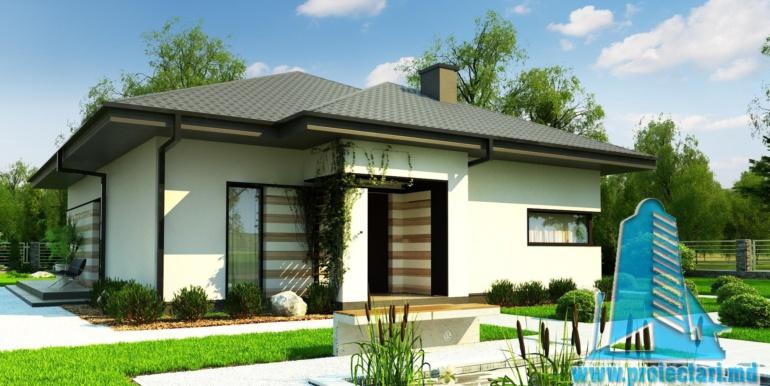 Proiect de casa cu parter1