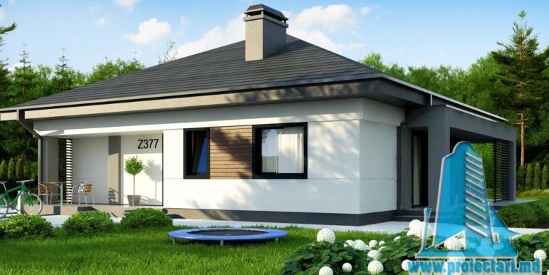 Proiect de casa cu parter3