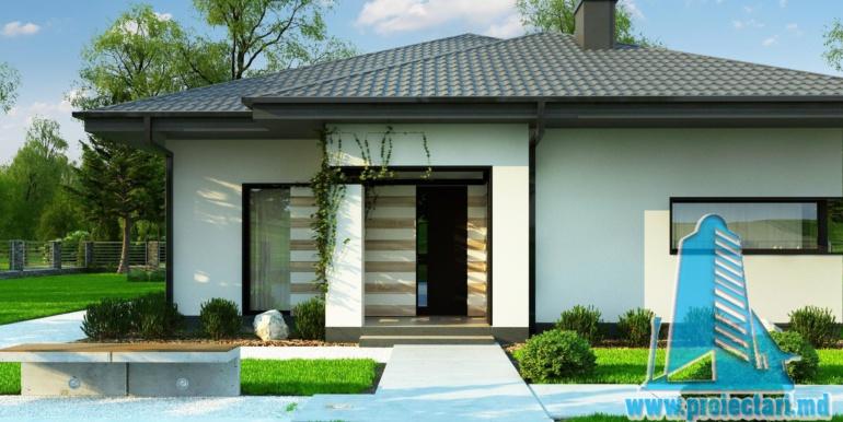Proiect de casa cu parter4