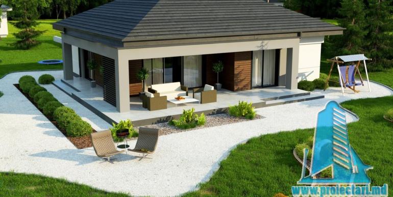 Proiect de casa cu parter5