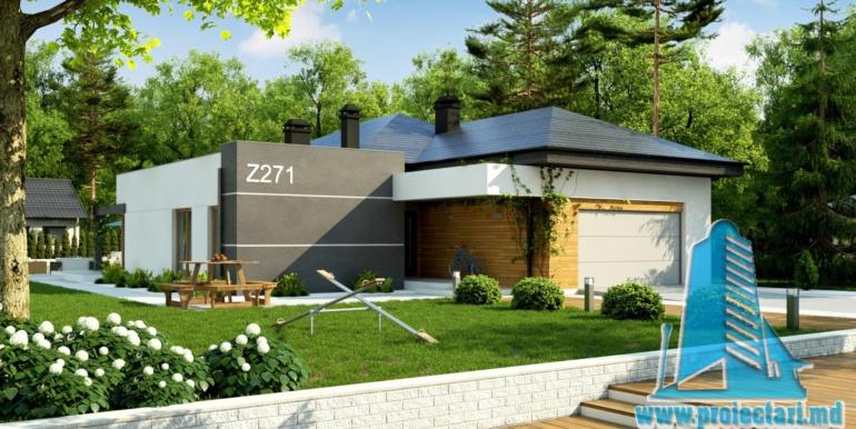 proiect de casa cu parter si bazin2
