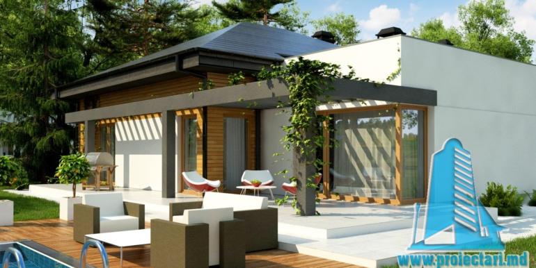 proiect de casa cu parter si bazin4