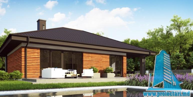 proiect de casa mica ieftina fara garaj pina la 150m23