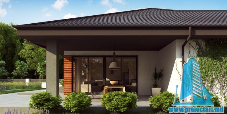proiect de casa mica ieftina fara garaj pina la 150m24