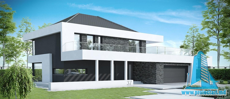 casa cu parter si etaj – 370 m2 – 100999
