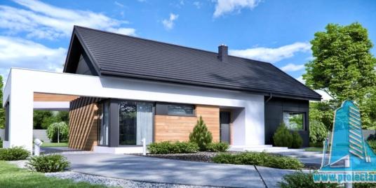 Casa cu parter – 132 m2 – 101006