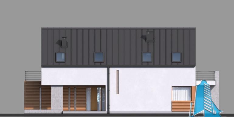 Casa cu parter mansarda si garaj pentru 2 automobile