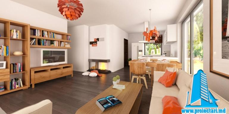 Dormitor design proiect