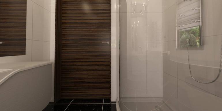 baie proiect de casa cu parter