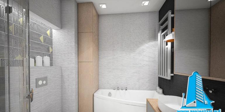 design baie cu veceu