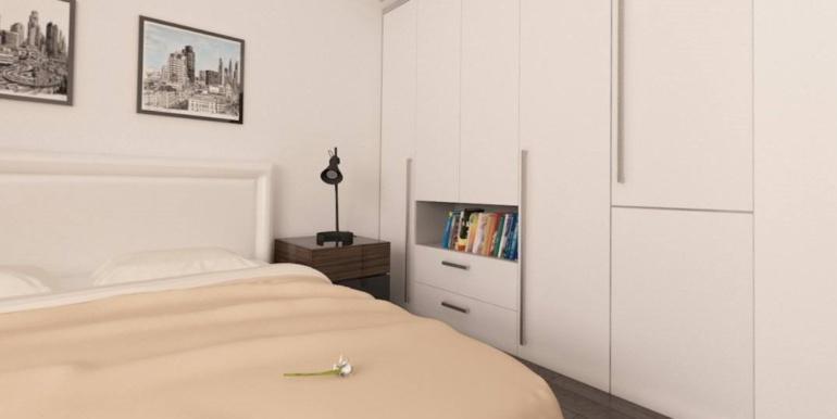 design dormitor cu dulap
