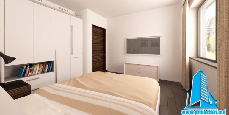 dormitor proiect de casa cu parter2